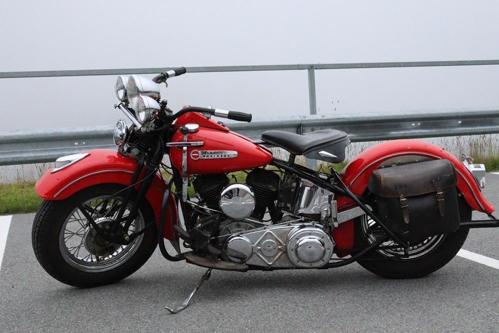 Harley Davidson Model U 1947 For Sale (picture 6 of 12)