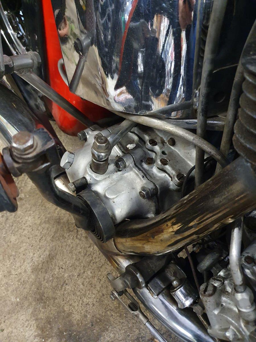 Harley Davidson Model U 1947 For Sale (picture 9 of 12)