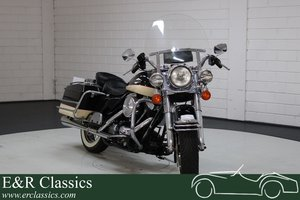 Picture of Harley Davidson Electra Glide 1988 good condition For Sale