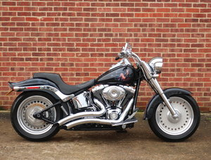 Picture of 2007  Harley-Davidson Fatboy