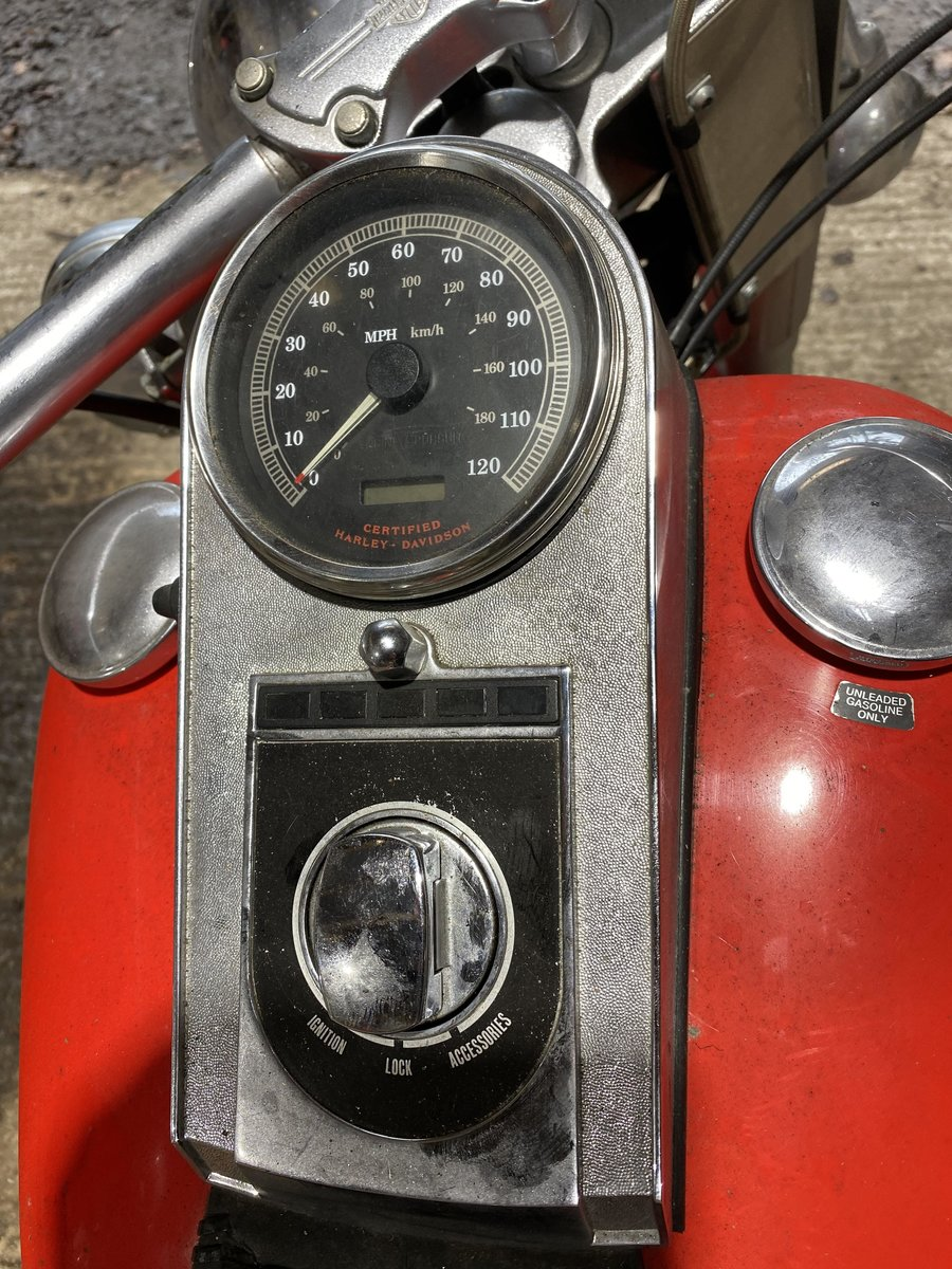 1999 Harley Davidson Fat Boy For Sale by Auction (picture 14 of 47)
