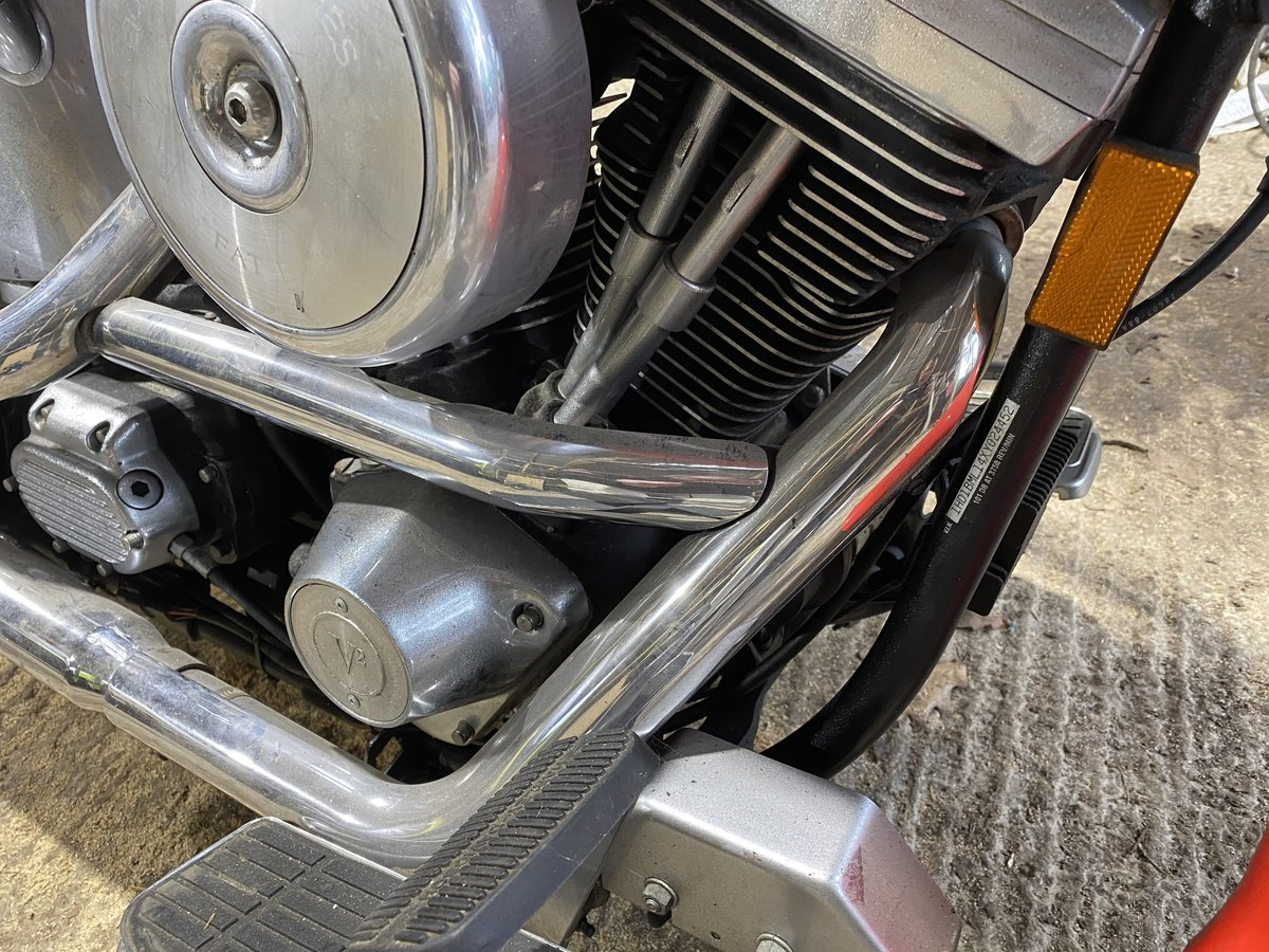 1999 Harley Davidson Fat Boy For Sale by Auction (picture 41 of 47)