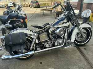 Picture of harley davidson sturgis electra glide 1984 For Sale