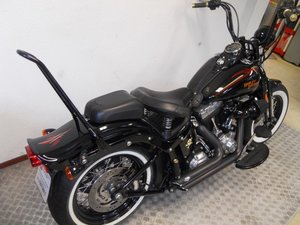 Picture of 2010 HARLEY DAVIDSON CROSS BONES For Sale
