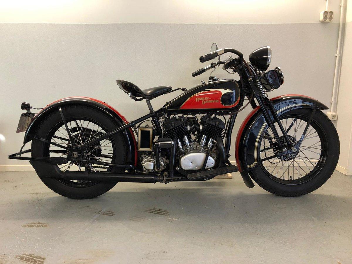 1933 Harley Davidson model VF 1200 For Sale (picture 1 of 12)
