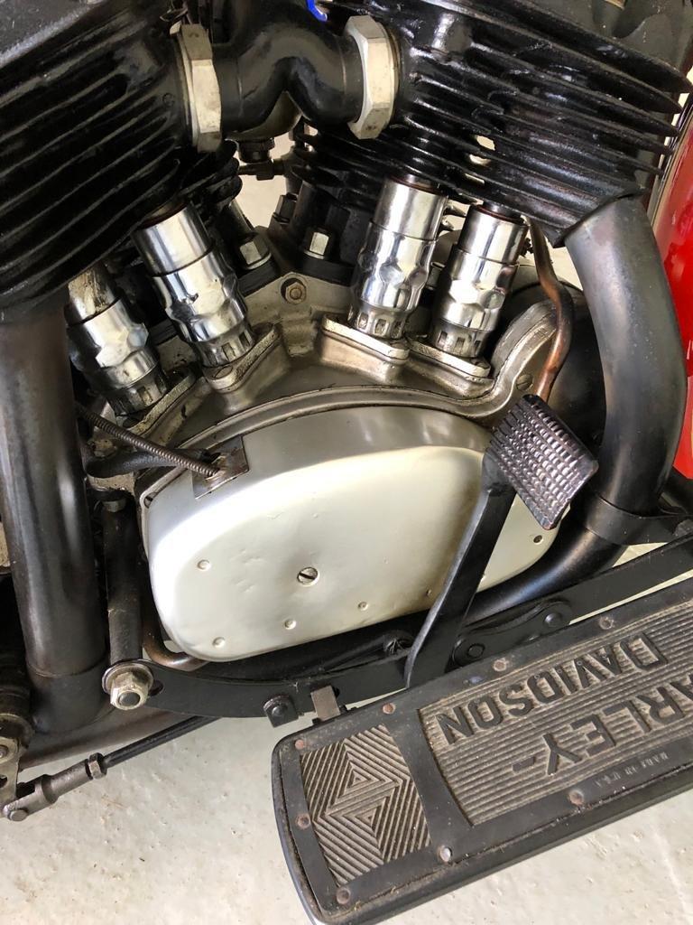 1933 Harley Davidson model VF 1200 For Sale (picture 4 of 12)