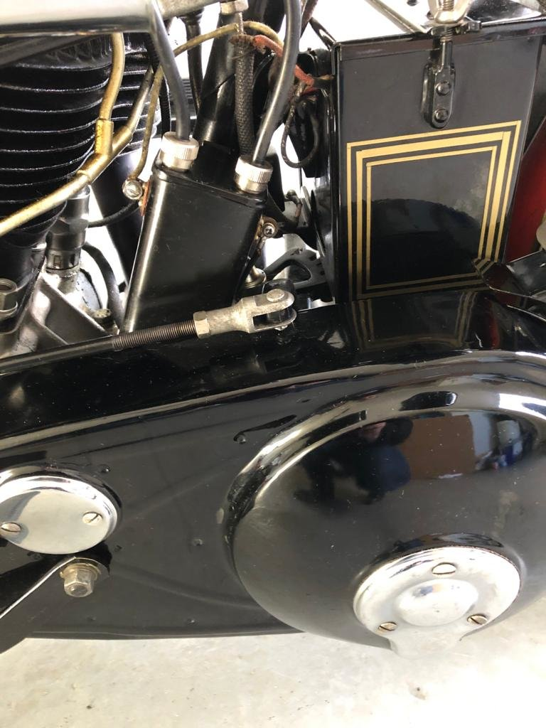 1933 Harley Davidson model VF 1200 For Sale (picture 8 of 12)