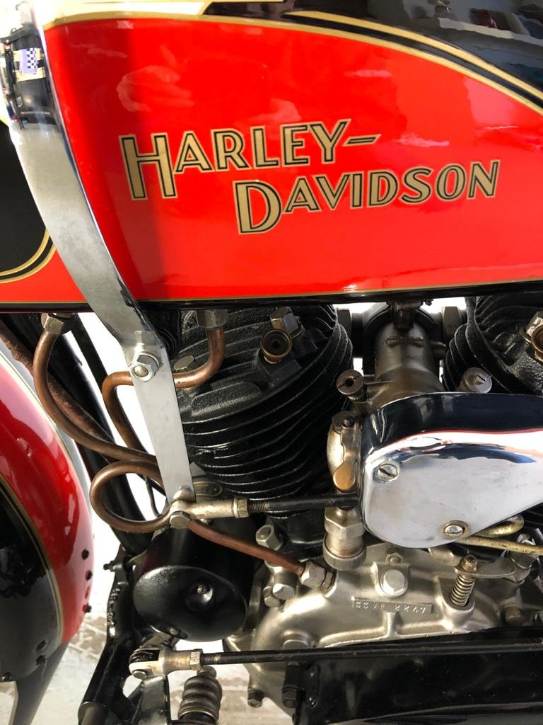 1933 Harley Davidson model VF 1200 For Sale (picture 9 of 12)