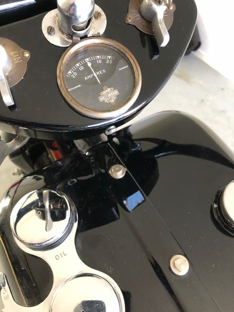 1933 Harley Davidson model VF 1200 For Sale (picture 10 of 12)