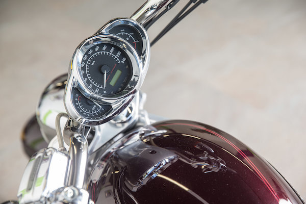 2006 Harley-Davidson 1.131cc VRSCA V-Rod Lot 101 For Sale by Auction (picture 2 of 4)