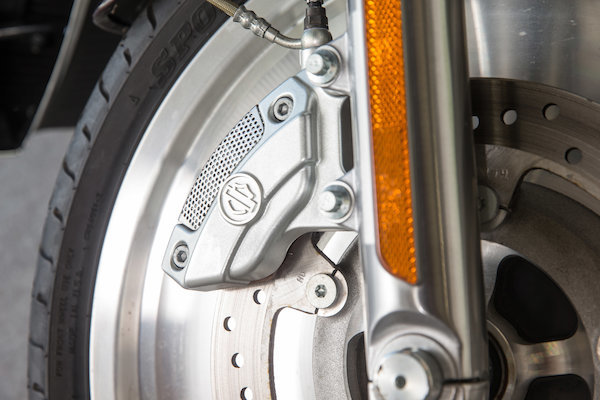 2006 Harley-Davidson 1.131cc VRSCA V-Rod Lot 101 For Sale by Auction (picture 3 of 4)