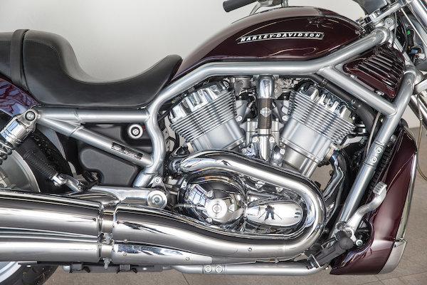 2006 Harley-Davidson 1.131cc VRSCA V-Rod Lot 101 For Sale by Auction (picture 4 of 4)