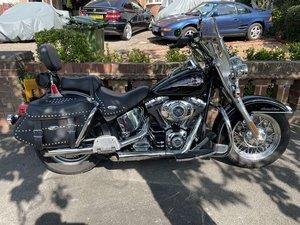 Picture of 2005 Harley Davidson FLSTCi Heritage Softail Classic For Sale by Auction