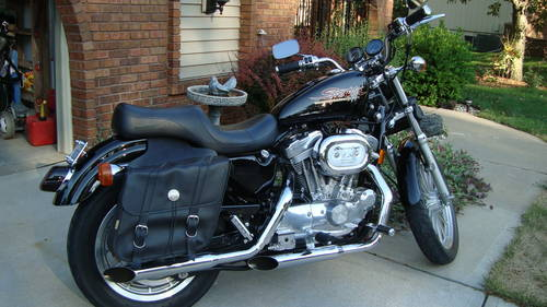1997 Harley Davidson Sportster For Sale (picture 1 of 6)