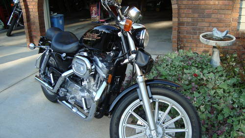 1997 Harley Davidson Sportster For Sale (picture 2 of 6)