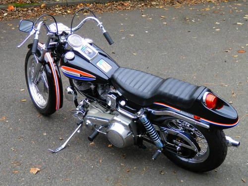 1972 Harley Davidson FX 1200 Boattail  For Sale (picture 1 of 6)