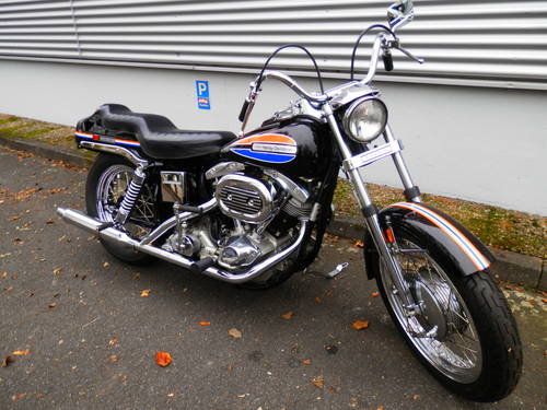 1972 Harley Davidson FX 1200 Boattail  For Sale (picture 2 of 6)