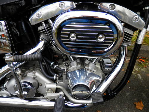 1972 Harley Davidson FX 1200 Boattail  For Sale (picture 4 of 6)