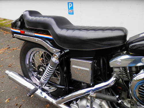 1972 Harley Davidson FX 1200 Boattail  For Sale (picture 6 of 6)
