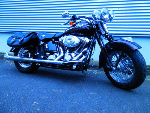 2005 Harley Davidson Heritage Springer For Sale (picture 1 of 6)