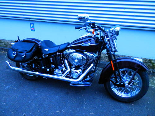 2005 Harley Davidson Heritage Springer For Sale (picture 2 of 6)