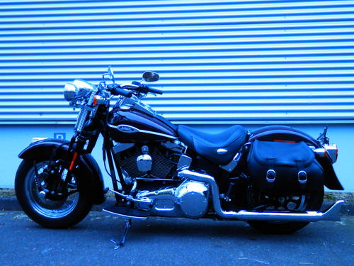 2005 Harley Davidson Heritage Springer For Sale (picture 3 of 6)