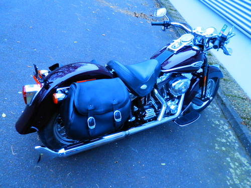2005 Harley Davidson Heritage Springer For Sale (picture 5 of 6)