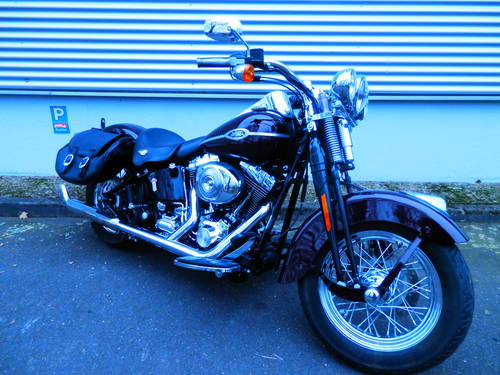 2005 Harley Davidson Heritage Springer For Sale (picture 6 of 6)