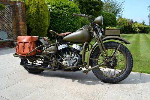 Harley Davidson 1943 Wlc Sold For Sale Car And Classic