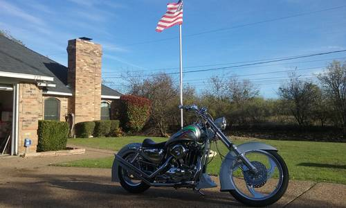 1984 Harley Davidson Ironhead For Sale (picture 1 of 6)