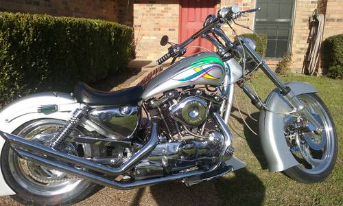 1984 Harley Davidson Ironhead For Sale (picture 2 of 6)