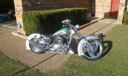 1984 Harley Davidson Ironhead For Sale (picture 3 of 6)