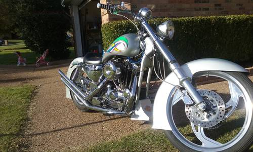 1984 Harley Davidson Ironhead For Sale (picture 4 of 6)