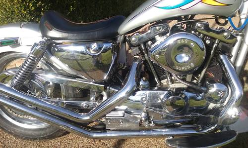 1984 Harley Davidson Ironhead For Sale (picture 6 of 6)