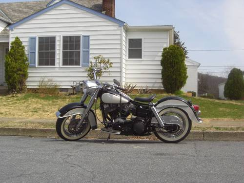 1972 Harley Davidson electra glide Touring For Sale (picture 2 of 4)