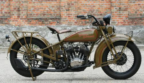 Harley Davidson 1931DL 750cc For Sale (picture 1 of 6)