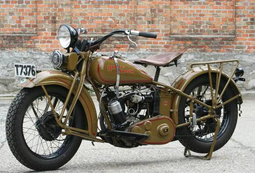 Harley Davidson 1931DL 750cc For Sale (picture 5 of 6)