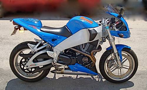 Buell XB9R Firebolt - 2002 For Sale (picture 1 of 2)