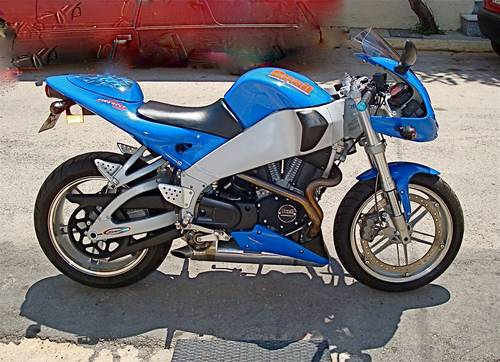 Buell XB9R Firebolt - 2002 For Sale (picture 2 of 2)