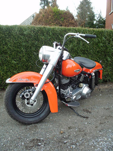 1970 HARLEY DAVIDSON FLH ELECTRA _GLIDE For Sale (picture 1 of 5)