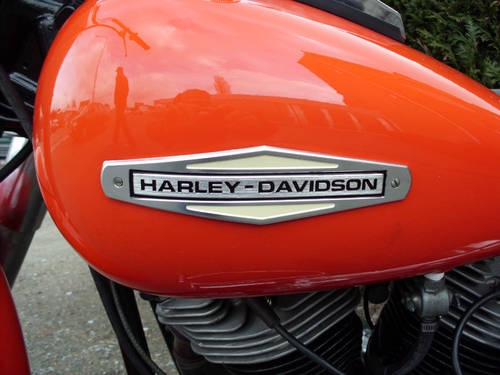1970 HARLEY DAVIDSON FLH ELECTRA _GLIDE For Sale (picture 2 of 5)
