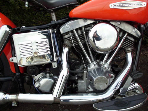 1970 HARLEY DAVIDSON FLH ELECTRA _GLIDE For Sale (picture 4 of 5)