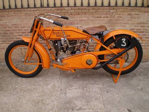 1920 HARLEY DAVIDSON FAST ROADSTER RACER For Sale (picture 1 of 6)