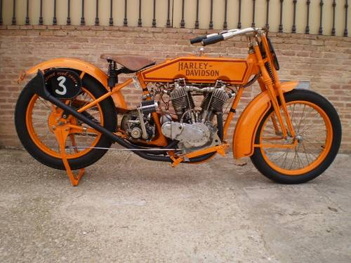 1920 HARLEY DAVIDSON FAST ROADSTER RACER For Sale (picture 2 of 6)