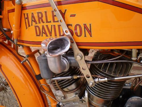 1920 HARLEY DAVIDSON FAST ROADSTER RACER For Sale (picture 3 of 6)