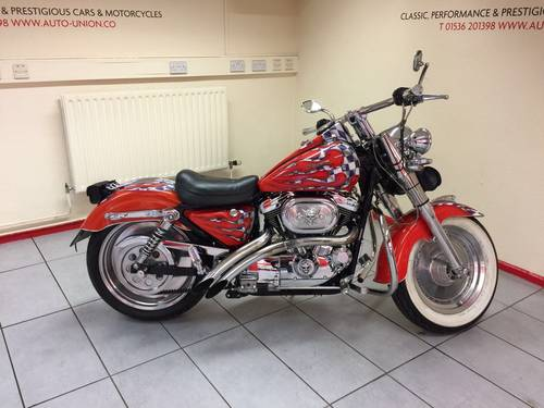 1999 HARLEY DAVIDSON 1200 LOWRIDER CUSTOM £8495 For Sale (picture 1 of 6)