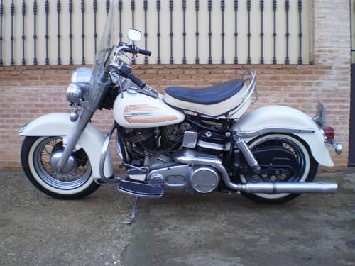 1976 Harley Davidson flh shovelhead 1200cc For Sale (picture 1 of 6)