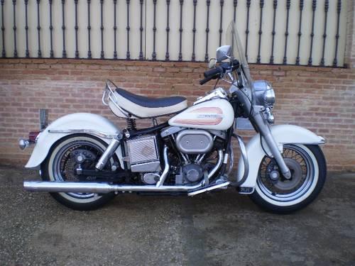 1976 Harley Davidson flh shovelhead 1200cc For Sale (picture 2 of 6)