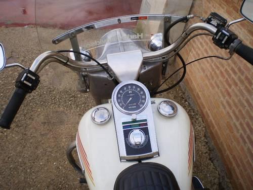 1976 Harley Davidson flh shovelhead 1200cc For Sale (picture 3 of 6)