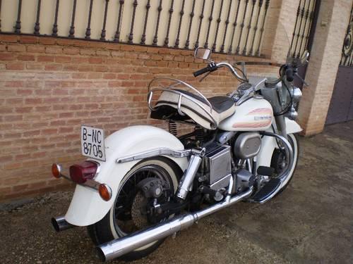 1976 Harley Davidson flh shovelhead 1200cc For Sale (picture 4 of 6)